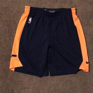 Authentic NBA Utah Jazz shorts